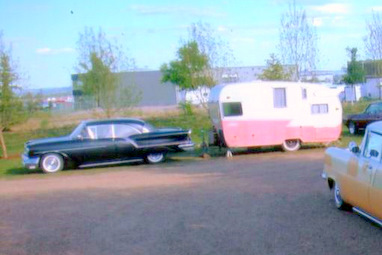 57 chevy trailer a